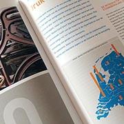 Binnenwerk boek Nederlandse Gemalenstichting